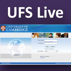 UFS Live system